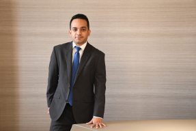 Pravish Halkhoree - Wealth Management Lead